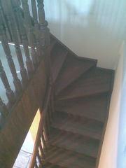 Изготовление под заказ лестницы и мебель